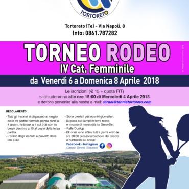 ORARI DI GIOCO DOMENICA 8 APRILE 2018
